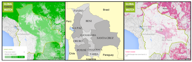 Bolivian vice president proposes unprecedented agricultural expansion